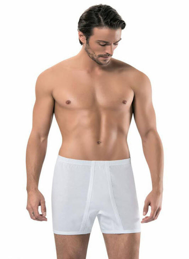 Seher Yıldızı Boxer Beyaz
